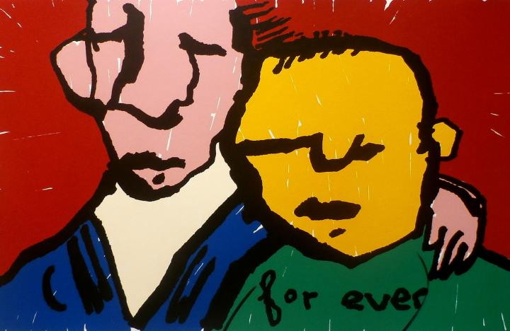Forever. - Herman Brood