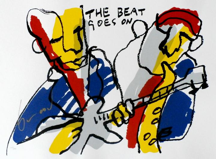 The beat goes on 2 - Herman Brood